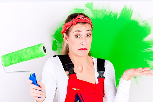 DIY Home Renovations can Cause Mishaps
