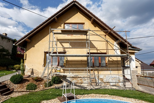 Professional Builder or DIY Home Extension